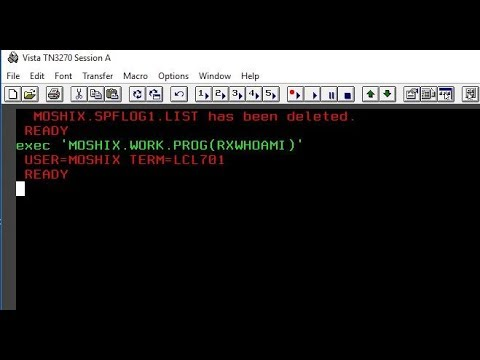 REXX Systems Programming - M62