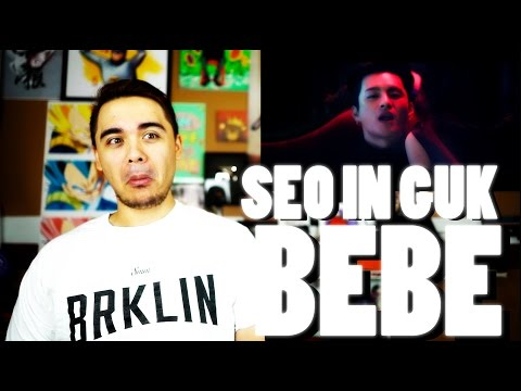 Seo In Guk – BeBe MV Reaction [OH OK! I CAN GET DOWN WITH DIS]