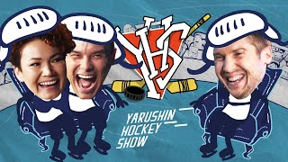 Yarushin Hockey Show №7. Сергей Бобровский поёт для «Студии Союз»