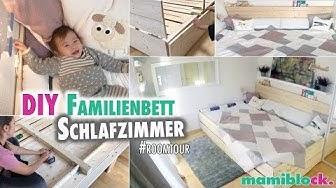 Endlich ein Familienbett 😴💤| DIY | Schlafzimmer Roomtour | mamiblock