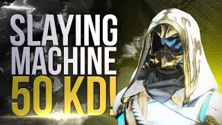 How To Become A Slaying Machine.. (Destiny 2 PVP Breakdown)