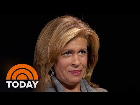 'Hollywood Medium' Tyler Henry Has An Emotional Reading With Hoda | TODAY