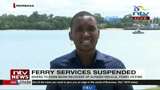 Likoni ferry tragedy: Kenya Ferry Services temporarily suspend operations