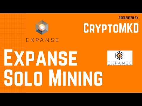 Expanse SOLO MIning   Tutorial In Details