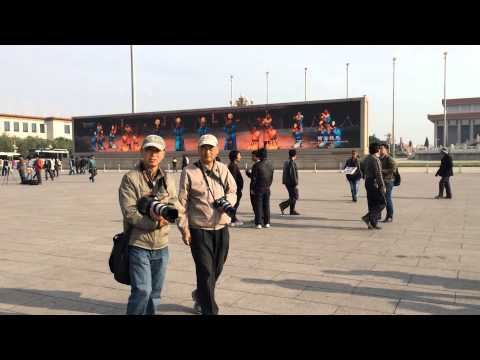 Wonderful China - Stroll around Tiananmen Square, Beijing - Part 10