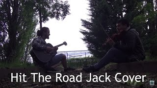 Hit the road Jack - Violin/Guitar Cover