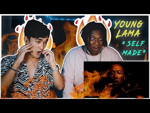 FOREIGNER REACT TO NEPALI RAP   Young Lama - Self Made [Official Music Video]