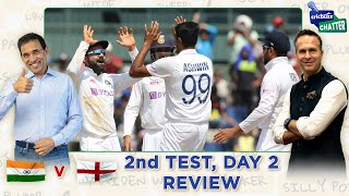 India have got the game exactly where they wanted after day 2: Michael Vaughan