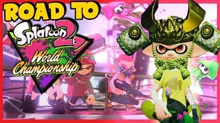 SPLATOON 2 - Armi principali, secondarie e SPECIALI! | Gameplay Splatoon 2 World Championship