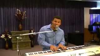 "Charles DeWayne - Sam & Dave Cover - ""Hold On  I'm Coming"""