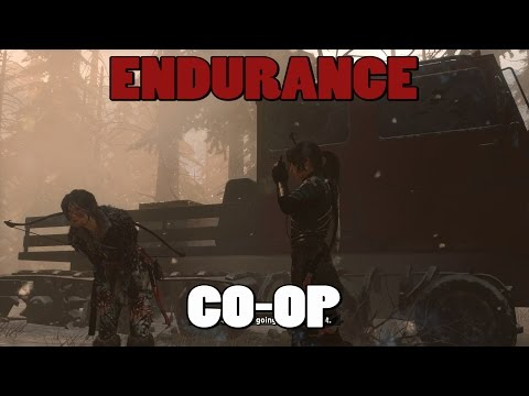 Lets Play Endurance Co-Op - Rise of the Tomb Raider Part 1 PC GTX 980 Let's Play