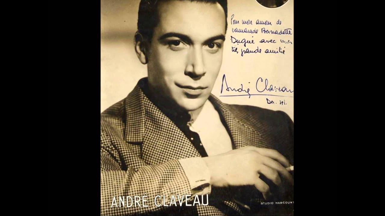 """Résultat de recherche d'images pour """"photos d'André Claveau"""""""