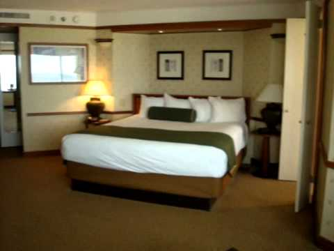 Ballys Atlantic City Corner Tower Room Youtube