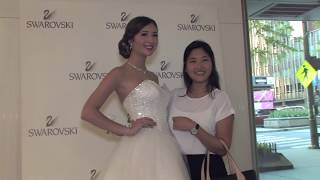 Swarovski - MS Moda - Luxury Bridal Expo
