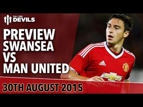 Swansea vs Manchester United - Skype Preview - 동영상