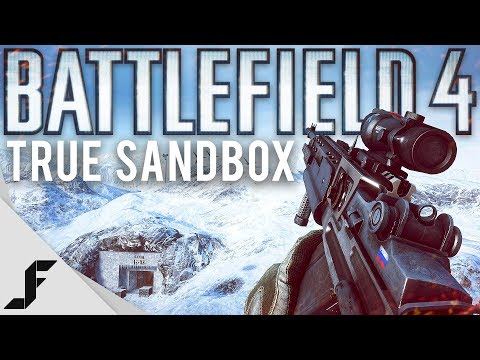 Battlefield 4 was the true Sandbox game