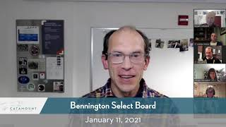 Bennington Select Board // 1-11-21