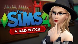 A WITCH'S SHOP - The Sims 4 Funny Story #1