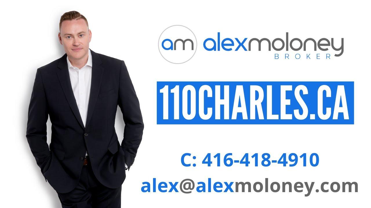 110 charles street e 4203 sold youtube for 110 charles street east floor plan