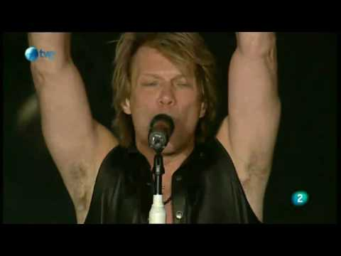 Bon Jovi - Have a Nice Day - Rock in Rio Madrid 2010