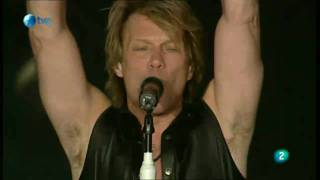 Скачать Bon Jovi Have A Nice Day Rock In Rio Madrid 2010