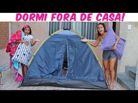 UMA NOITE FORA DE CASA! - JULIANA BALTAR