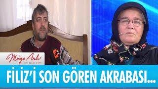 Filiz'i en son gören akrabası konuştu - Müge Anlı ile Tatlı Sert 23 Ocak 2019