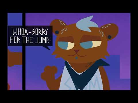 Night in the Woods Comic Dub - We Meet Again (Light Hearted)