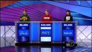 Jeopardy Feb 07 2012