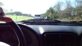 2000 mustang gt slp lm2 off road h pipe cruise part 2