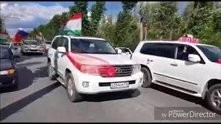 Таджикский свадьба в Москве!   Чёрный джип