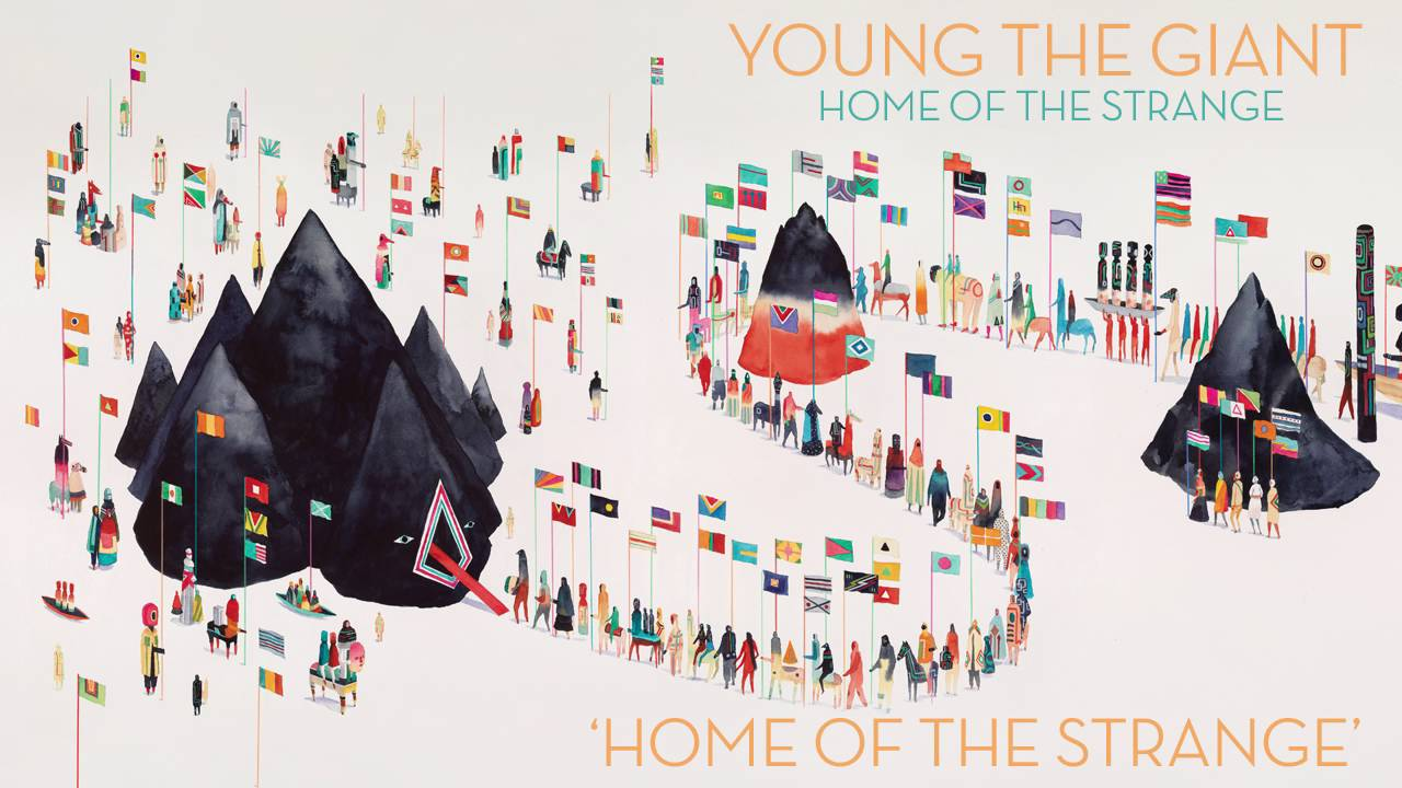 Young the Giant: Home of the Strange (Official Audio) - YouTube