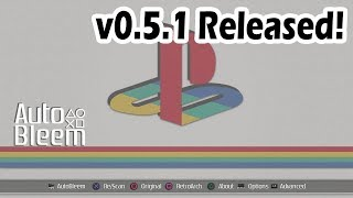 How to hack and add more games to your Playstation Classic with Autobleem 0.5.1 (Tutorial)