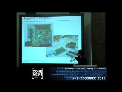 Tech Mesh 2012 - The Actor Model applied to the Raspberry Pi and the Embedded Domain - Omer Kilic