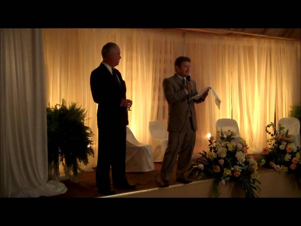 50th anniversary toast youtube