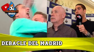 REACCIONES y MOMENTAZOS del REAL MADRID - MANCHESTER CITY | Chiringuito Inside