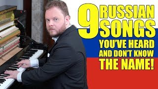 9 Russian Songs You Ve Heard And Don T Know The Name