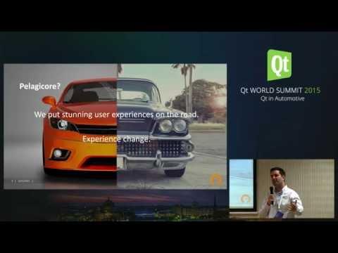 QtWS15- Revolutionizing Automotive with Qt, Johan Thelin, Pelagicore