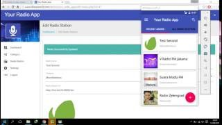 Your Radio App Test Radio Stream URL