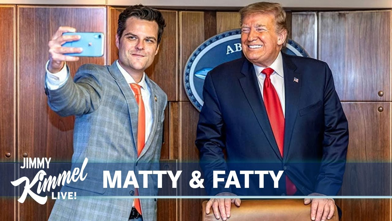 Trump Fanboy Matt Gaetz's Wild Sex Parties & Bachelor Colton Comes Out