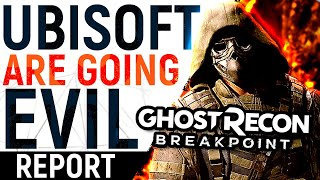 Ubisoft's WORST MOVE   Ghost Recon: Breakpoint FULL Of P2W Microtransactions   A Dark Future