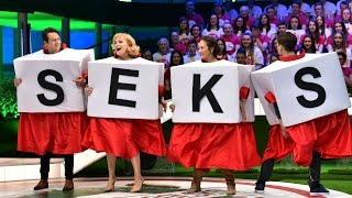Kocham Cię, Polsko! - Seks i inne pojęcia - odc. 8