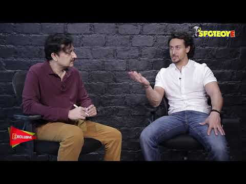 Exclusive Tiger Shroff Interview for Munna Michael by Vickey Lalwani | SpotboyE