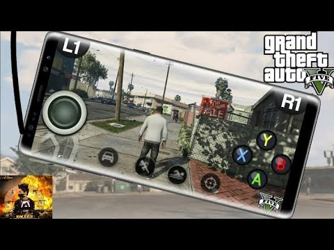 80mb How To Download Real Gta 5 Game For Android Gta 5