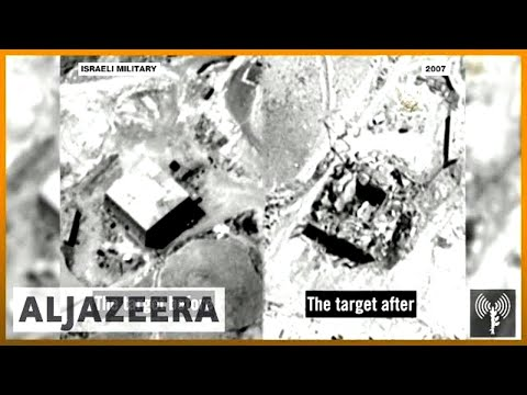 🇮🇱 Israel Releases Video Of 2007 Air Raid On Syria Nuclear Reactor   Al Jazeera English