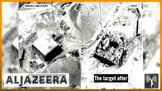 🇮🇱 Israel releases video of 2007 air raid on Syria nuclear reactor | Al Jazeera English