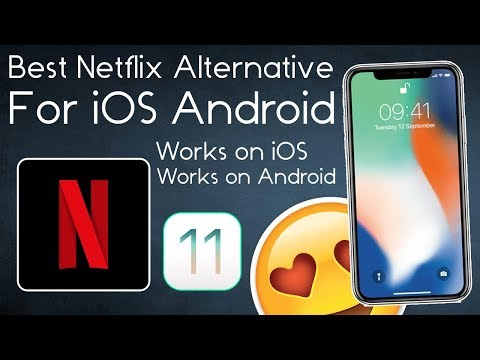 Best Netflix Alternative For iOS & Android - Movies & TV Shows