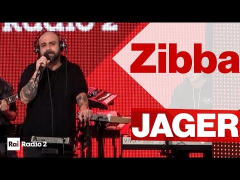 """ANTEPRIMA di Radio2 Social Club - dal vivo ZIBBA canta la nuova canzone """"JAGER"""""""
