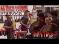 AL HIED YOUNG PERCUSSION v RHYTM B (Winner) [Quarter Final Drum Battle GPMB 2016 - 60fps]