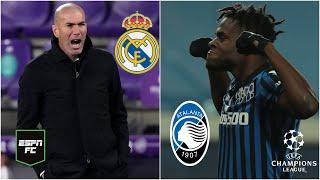 CHAMPIONS LEAGUE Real Madrid sigue en crisis por las lesiones. Atalanta lo espera con todo | ESPN FC
